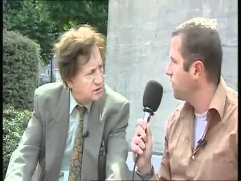 Replay François L'Embrouille interviewe Raymond Goethals