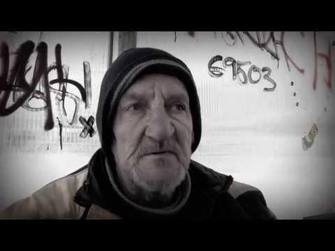 HODONÍN-Zase hledám pomoc bezdomovcům, tyto jsem navštívil dneska na vlakové zastávce