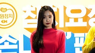 "191013 APINK (에이핑크) NAEUN (손나은) Opening ""DongWon event 동원참치""…"