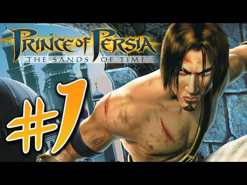 Prince of Persia: Sands of Time | Walkthrough/Let's Play - #1 [LIVE]