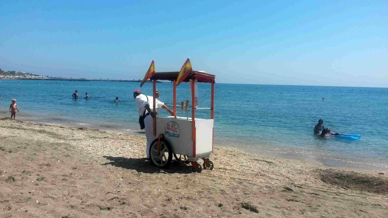 Almeria City Beach Spain Zapillo