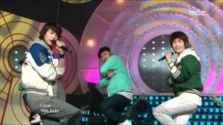 SHINee - JoJo, 샤이니 - 조조, Music Core 20100116