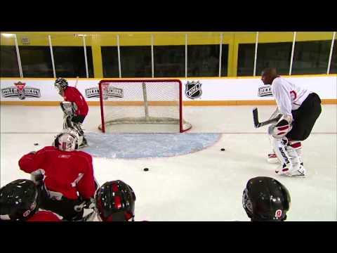 Hockey Skills: T-Push From Canadian Tire Hockey School