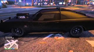 GTA 5 PS4/XBOX 1 DUKE O DEATH CHEAT CODE