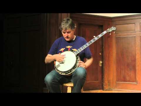 Sheldon Online Academy: Béla Fleck-Single String Technique