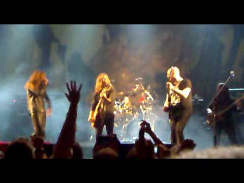 Sebastian Bach - Monkey Business (Moscow 21.12.09)