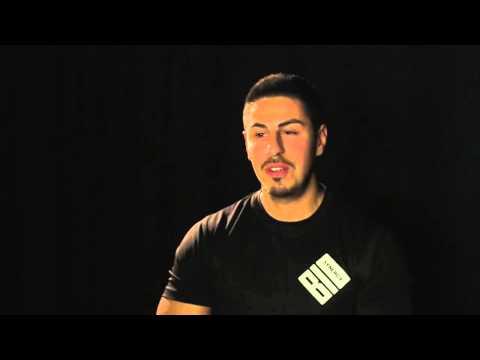 Bodybuilding Fitness Model Ed Djafer talks Miami Pro, TFE & WBFF | Bio-Synergy