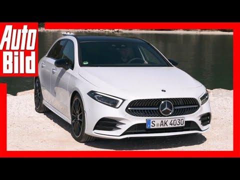 Mercedes Benz A Klasse 2018 Fahrbericht Review Youtube