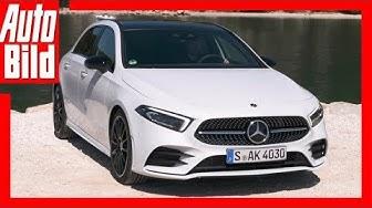 Mercedes-Benz A-Klasse (2018) Fahrbericht / Review