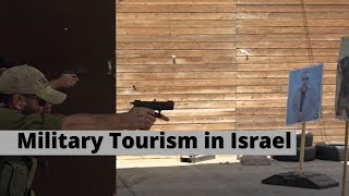 Israel's newest tourist attraction is counter-terror courses