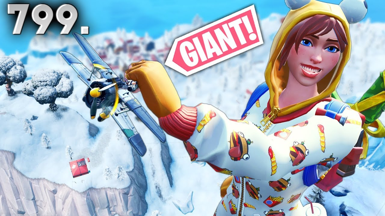 Giants In Season 7 Fortnite Funny Wtf Fails And Daily Best Moments Ep 799 Youtube