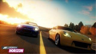 Forza Horizon 1 Xbox One Game Movie!!!