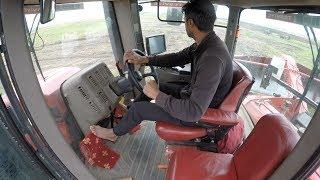 Traktörün Koltukları Ceylan Derisinden - Case IH Quadtrac 600