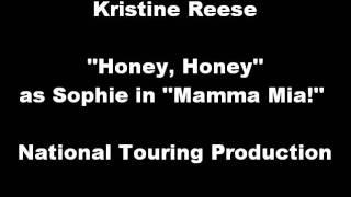 "Kristine Reese - ""Honey, Honey"""