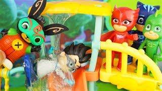 Super BING e le avventure con i PJ Masks Super Pigiamini [Storie]
