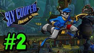 [PT-BR] Sly Cooper: Viajantes no Tempo #2 - Japão Feudal!