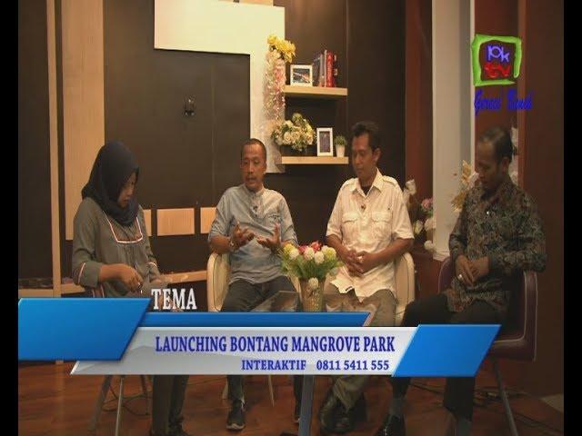 PKTV BONTANG | Dialog Lounching Bontang Mangrove Park