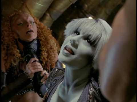 Tiny Brains  Farscape Favorite Chiana s