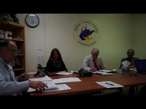 Return of Gilmer County Board of Education to Local Control