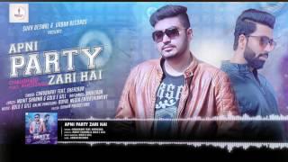 Apni Part Zari Hai | Sandeep Sangwan Ft. Shehzada| Urban Records | Latest Haryanvi Song 2016