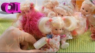 Мультики про КУКОЛ для ДЕВОЧЕК:6 ПРИНЦЕСС.прогулка на природе малышки Лили.Видео игрушки для девочек(Наши 6 Куколок Принцесс отправились в путешествие. Самая маленькая из них,малышка Лили давно хотела погулят..., 2015-08-06T07:36:00.000Z)