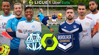 OM VS BORDEAUX SPÉCIAL YOUTUBEURS ! (Avec @Les Parodie Bros, @Today it's Football, Elie, Nordine)