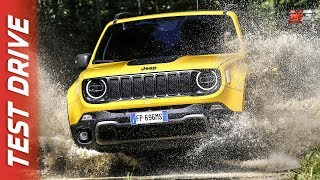 NEW JEEP RENEGADE MY19  - FIRST TEST DRIVE
