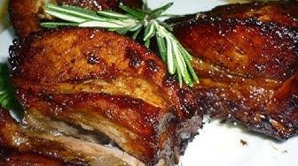 Свински ребърца с медена марината - как да си приготвим? (епизод 70)