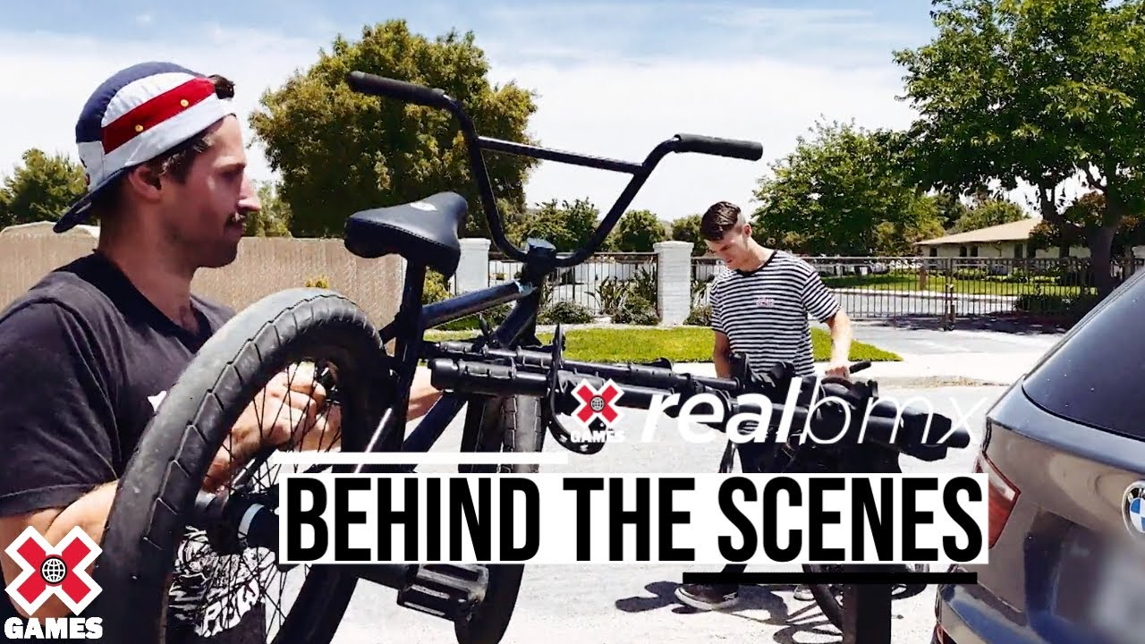 Behind The Scenes: REAL BMX 2020 | World of X Games