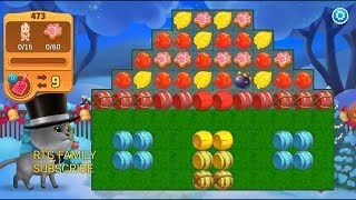 Lets play Meow match level 473 HARD LEVEL HD 1080P