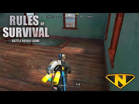 Don't Do it Zone! (Rules of Survival: Battle Royale #111)