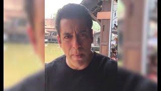 Salman Khan Shooting In Bangkok For Race 3