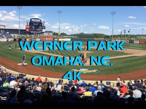 WERNER PARK OMAHA, NEBRASKA 4K Omaha Stormchasers MiBL MLB KC Royals