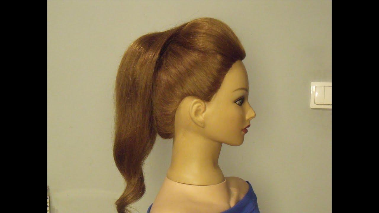 Irokez Fryzura Na Każdy Dzień Hairstyle Tutorial
