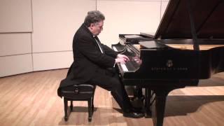 Alexander Peskanov performing J.S. Bach