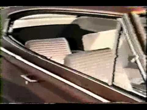 1966 Dodge Charger TV Commercial First Year  Dodge Coronet Pamela Austin