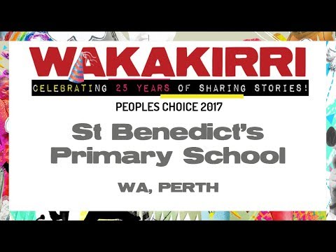 St Benedict's Catholic Primary School | Peoples Choice 2017 | WA, Perth | WAKAKIRRI
