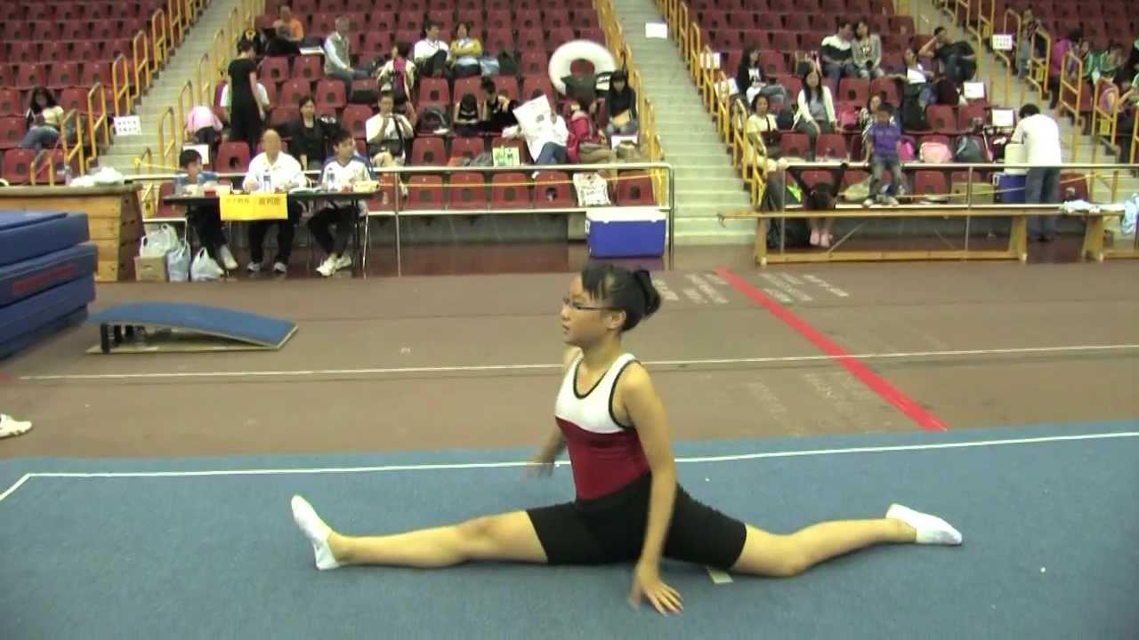 2011全港小學體操邀請賽 女子自由體操 30
