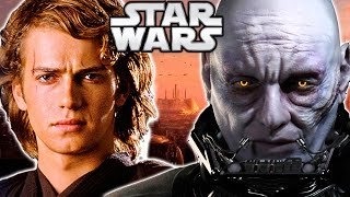 Why Darth Vader and Anakin Skywalker Are NOT the Same Person - Star Wars Explained