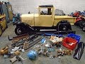 FORD MODEL A PICK UP 1930 ORIGINAL! PERFECT PROJECT TO FINISH! FOR SALE