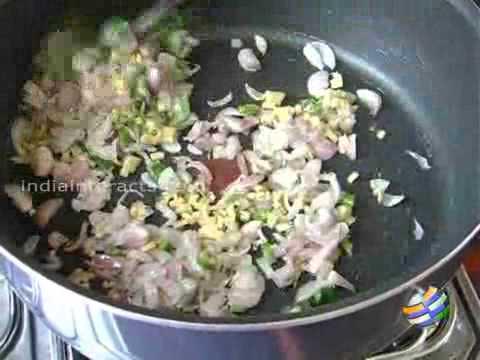 How to make Turnip Poriyal