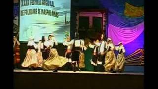 Guerma Santo Domingo  Agrupación folklórica Lanzarote XXXIX festival regional de folklore de Maspalomas canario