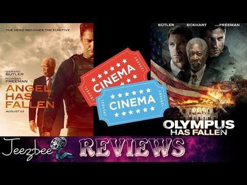 Olympus Has Fallen | Gerard Butler, Morgan Freeman | Review & Trailers