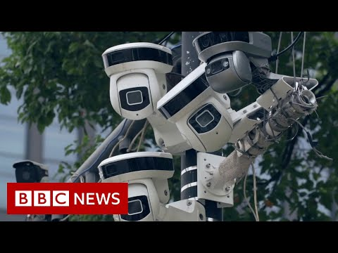 Coronavirus: How Is China Using Surveillance To Fight Coronavirus? - BBC News
