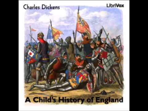 A Child's History of England (FULL audiobook) by Charles Dickens - part 1