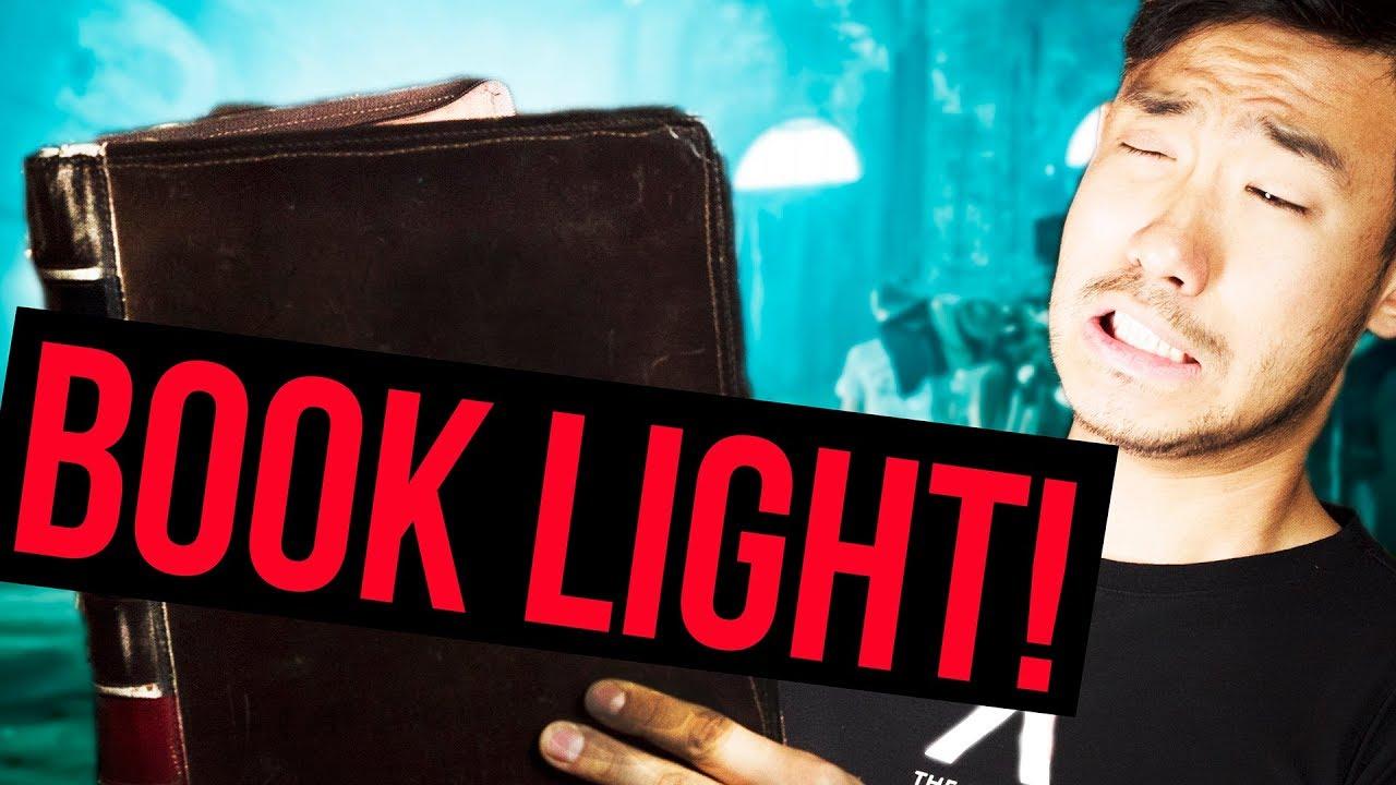 A Primer On Book Lighting Setup Techniques