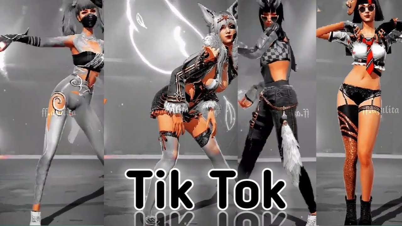 FREE FIRE TIK TOK VIDEO || BEST FREE FIRE TIK  TOK || #ARGONTOKER