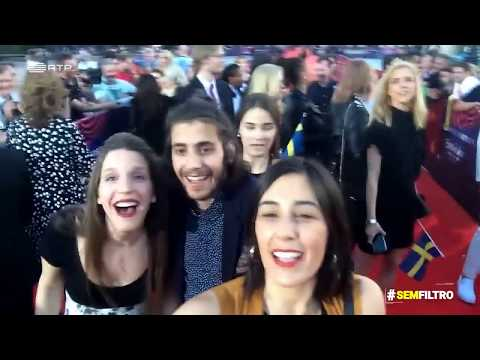 Bastidores - Salvador Sobral - Amar Pelos Dois