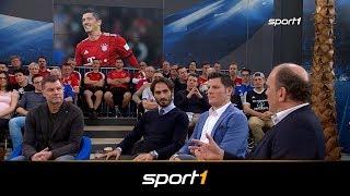Ist Bayerns Wut im Lewandowski-Zoff nur Taktik? | SPORT1 - CHECK24 Doppelpass