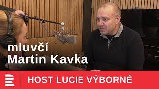 Martin Kavka: Doba se změnila, musím být 24 hodin denně on-line